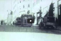 Um vídeo raro com cenas históricas de Israel e a vida judaica em 1938.
