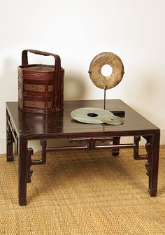 Chinese Low Square Table