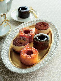 【ELLE a table】シェアして食べるからおいしい! いろいろバウムクーヘン エル・オンライン