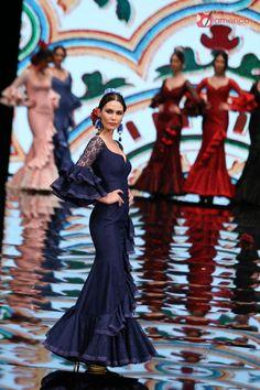 """Molina Moda  """"Molina 2017"""" – Simof 2017   Moda Flamenca - Flamenco.moda"""