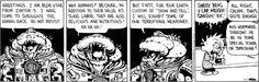 Calvin and Hobbes Comic Strip, April 01, 2014 on GoComics.com