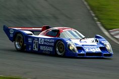 Nissan R92CP could have been the death of toyota and porsche