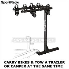 bike rack with hitch for camper