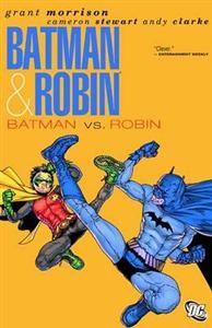 Batman & Robin 2 Obs fel omslag på bild tror jag