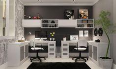 Veja como ter mais efetividade e render mais no ambiente de trabalho, seja ele na empresa ou na sua própria casa! O seu escritório como nunca viu!
