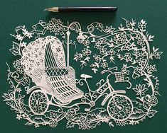 Beautifully Intricate Paper Cutouts Reveal a Whimsical Look at the Everyday World