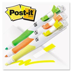 Post-it Flag Highlighters