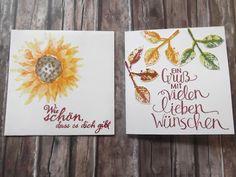 Stempel-Challenge Tag 4 - Thema Herbstlaub  #ichbinstempeln @trashtortendesign