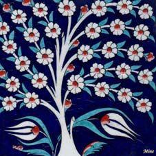 Ceramic Tiles and Panels Çini Karo ve Panolar Turkish Pattern, Turkish Tiles, Greek Wedding, Handmade Tiles, Tile Art, Tile Design, Wedding Favors, Elf, Kids Rugs