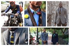 7 Men's Bloggers Ruling The DMV Style Scene #refinery29  http://www.refinery29.com/mens-fashion-blogs#slide2  Gentlemen's Brim  This site is a must-read for the man who adores his motorcycle as much he values looking good. Bloggers Tony and Sadiki combine their love of both into some gorgeous original photography spreads. While they're at it, they make some daring fashion choices, and the results totally pay off. Pass this one along to any fella who is up for the challenge of styling ...