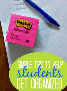 Middle school is the perfect time to introduce more independent learning. With a few simple tools you can help your middle school kids get organized.  #SchoolYearReady #ad @Walmart