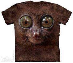 PRIKID - Big Face Tarsier T-Shirt, $37.00 (http://prikid.eu/big-face-tarsier-t-shirt/)