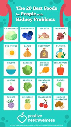 cleanse The 20 Best Foods For People With Kidney Problems – Positive Health Wellness I. The 20 Best Foods For People With Kidney Problems – Positive Health Wellness Infographic Leaky Gut, Pranayama, Health Diet, Health And Wellness, Health Coach, Health Facts, Food For Kidney Health, Kidney Foods, Best Food For Kidney