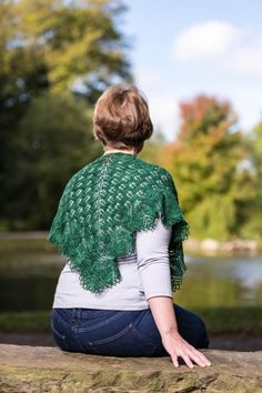Haruni Knitting pattern by Emily Ross Lace Knitting Patterns, Knitting Blogs, Shawl Patterns, Knitting Stitches, Free Knitting, Finger Knitting, Knitting Machine, Knitting Ideas, Emily Ross