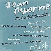 "For Sale - Joan Osborne Ladder USA Promo  CD single (CD5 / 5"") - See this and 250,000 other rare & vintage vinyl records, singles, LPs & CDs at http://eil.com"