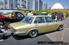 Great, I'm already on to my next weird car that I want, the Mazda Luce. Designed by Giorgetto Giugaro, it looks better than anything BMW made at the time!
