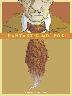 Fantastic Mr. Fox by Randy Ortiz