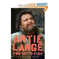 Artie's Lange's memoir is honest, courageous, introspective, and devastating--and a true love letter to both New Jersey and to the city of New York.