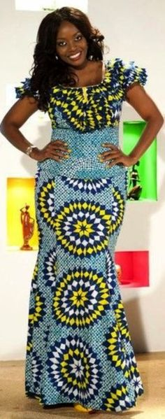 Trendy African fashion. #Ankara #african fashion #Africa #Clothing #Fashion #Ethnic #African #Traditional #Beautiful #Style #Beads #Gele #Kente #Ankara #Africanfashion #Nigerianfashion #Ghanaianfashion #Kenyanfashion #Burundifashion #senegalesefashion #Swahilifashion ~DK