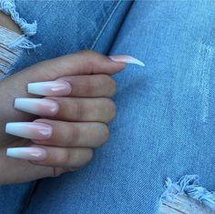 Prom Nails, Wedding Nails, Long Nails, New Nail Designs, Pretty Nail Designs, Trendy Nails, Cute Nails, French Manicure Acrylic Nails, Nail Jewelry