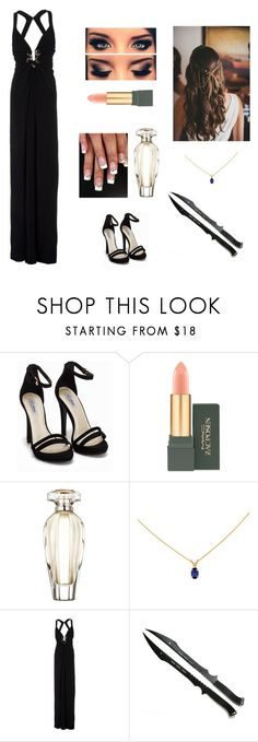 """""""The Archangel #2"""" by jazmine-bowman on Polyvore featuring Nly Shoes, MAC Cosmetics, Victoria's Secret and Roberto Cavalli"""