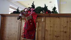 #Weihnachtsdekoration 4th Of July Wreath, Wreaths, Home Decor, Xmas, Christmas Decor, Homemade Home Decor, Door Wreaths, Deco Mesh Wreaths, Garlands