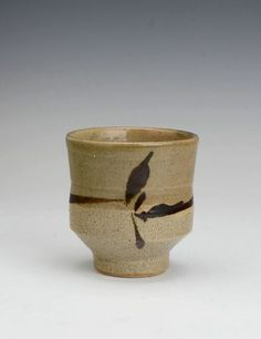 Hamada Shoji Glazes For Pottery, Pottery Mugs, Ceramic Pottery, Pottery Tools, Slab Pottery, Japanese Porcelain, Japanese Ceramics, Japanese Pottery, Ceramic Mugs