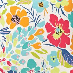 hot house floral (summer)