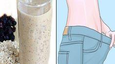 Φάτε αυτό το πρωινό χάστε γρήγορα λίπος από την περιοχή της κοιλιάς