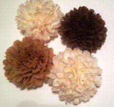 paper pompon brown - Hledat Googlem