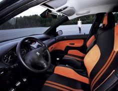 Interior Peugeot 206 SW Concept '2001 Small Cars, Vehicles, Concept, Design, Cars, Cars Motorcycles, Interiors, Car