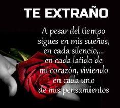 Mom In Heaven Quotes, Sad Love Quotes, Love Yourself Quotes, Romantic Humor, Romantic Quotes, Spanish Inspirational Quotes, Spanish Quotes, Amor Quotes, Life Quotes