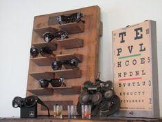 Inside Urban Optiks Optometry's showroom.   Yelp