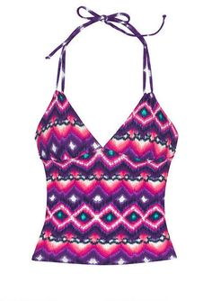 Tunnel Strap Tankini, got to get for summer<3