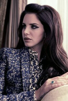 New outtake! Lana Del Rey for Vogue China #LDR