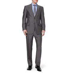 Richard JamesWool and Mohair-Blend Suit|MR PORTER