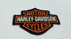 Now trending: Free US Shipping / Vintage Harley-Davidson motorcycle bar and sheild patch / harley / official license NOS / Harley Davidson / Biker https://www.etsy.com/listing/566561003/free-us-shipping-vintage-harley-davidson?utm_campaign=crowdfire&utm_content=crowdfire&utm_medium=social&utm_source=pinterest