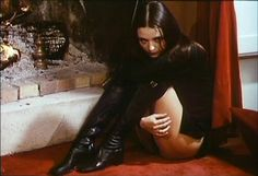 Soledad Miranda in Eugenie de Sade directed by Jess Franco