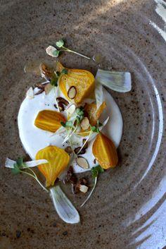 Golden Beet Salad w/Fennel & Radish