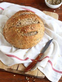 Multigrain Bread   completelydelicious.com