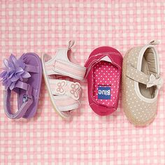Take a look at the Little Things: Infant Shoes event on zulily today!