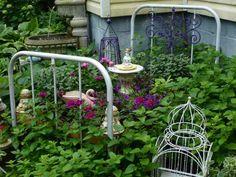 My new 'Flower Bed' - Garden Junk Forum - GardenWeb