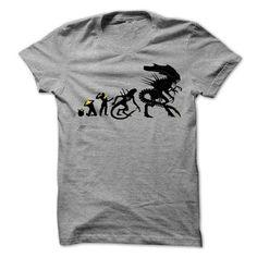 Alien Evolution - #workout shirt #victoria secret hoodie. ORDER NOW => https://www.sunfrog.com/Zombies/Alien-Evolution.html?68278