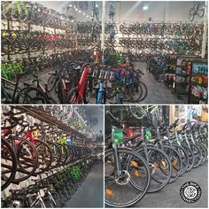 If the bike you want isn't here,  maybe it doesn't exist   RELATED: 10 reasons to visit your Local Bike Shop today! http://www.bikeroar.com/articles/10-reasons-to-visit-your-local-bike-shop-today?utm_content=buffer11343&utm_medium=social&utm_source=pinterest.com&utm_campaign=buffer   #bikeshop #bicycle #newbike #lbs #bike #shopping #retailer #buylocal