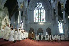 Las estadísticas de los ordenandos de 2014 revelan que  un 70 por ciento hacía Adoración Eucarística y oraba el Santo Rosario antes de entrar al Seminario.