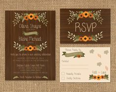 Hey, I found this really awesome Etsy listing at https://www.etsy.com/listing/243482323/rustic-fall-wedding-invitation