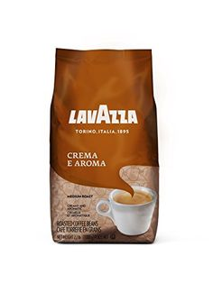 Lavazza Crema e Aroma Whole Bean Coffee Blend, Medium Roast, Bag* Read more at the image link. (This is an affiliate link) Joe Coffee, Coffee Mix, Blended Coffee, Espresso Coffee, Best Coffee, Drip Coffee Maker, Coffee Blog, Best Espresso Beans, Premium Coffee