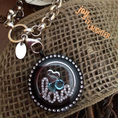 Joy, Laughter, Family & Love!!  www.SayLockets.OrigamiOwl.com