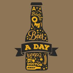 A Beer a Day Keeps the Doctor Away Canvas Print by cheyennepitts International Beer Day, Canvas Prints, Art Prints, Are You The One, Cold, August 5th, Relax, Friends, Men's Style