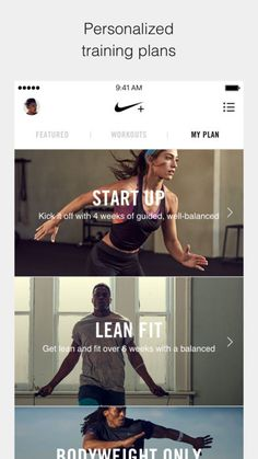 Nike+ Training Club –Workouts & Fitness Plans by Nike, Inc